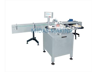 Self Üçgen Peynir Kutularını Etiketleme Makinesi ( 3500 Ad/H )