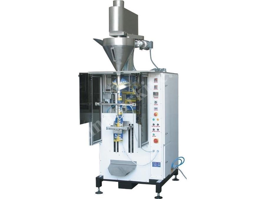 Tam Otomatik Vidalı Sistem  Paketleme Makinesi / Meksan Dm-100