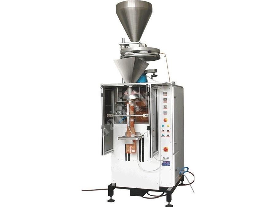 Volumetrik Otomatik Sistem Paketleme Makinesi / Meksan Vpm-100