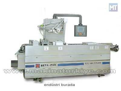 Termoform Ambalaj Makinesi - 250 mm