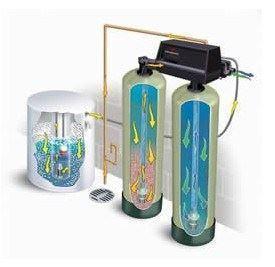 Dublex Su Yumuşatma Sistemi / Pro-Water P-Çsys-001
