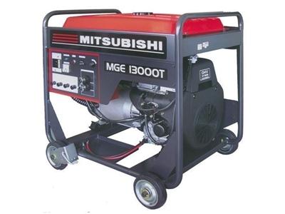 Benzinli  Jeneratör 10/3.3 Kva / Mitsubishi Mge 13000t
