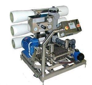 Endüstriyel Deniz Suyu Arıtma / Optus Edüstriyel Swro Is 03