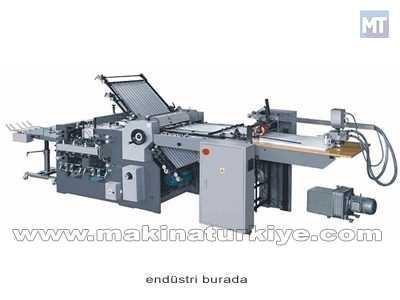 Katlama Makinası