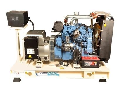 Dizel Jeneratör 60 Kva Yavuz Motorlu / Euroenergy Eyg 60