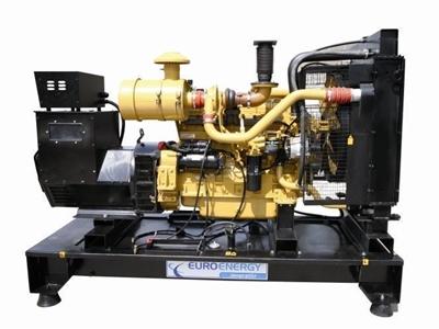 Dizel Jeneratör 90 Kva Shanghai Motorlu / Euroenergy Edsg 90