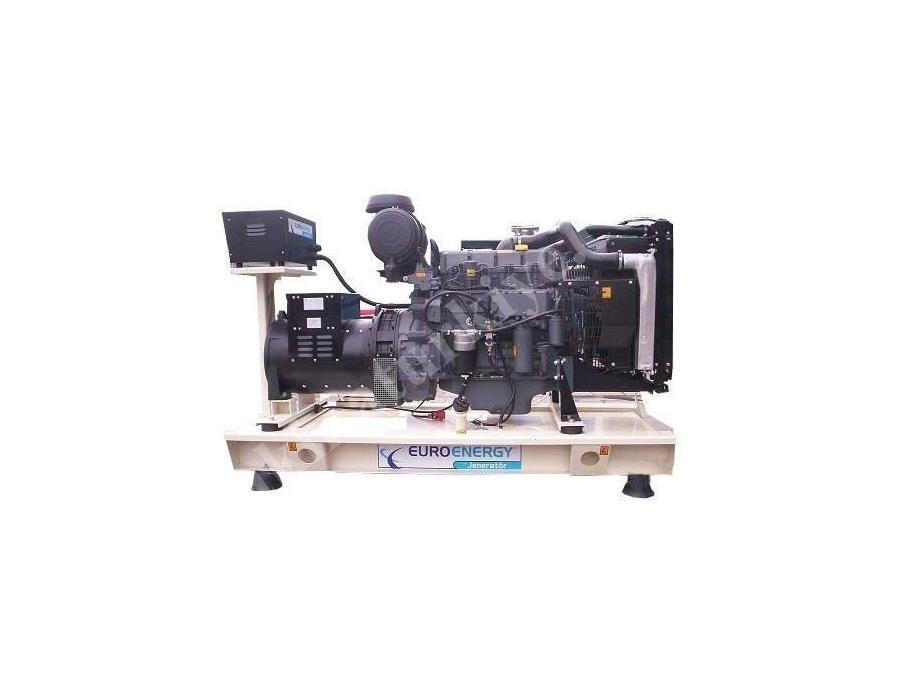 Dizel Jeneratör 110 Kva Deutz Motorlu / Euroenergy Edg 110