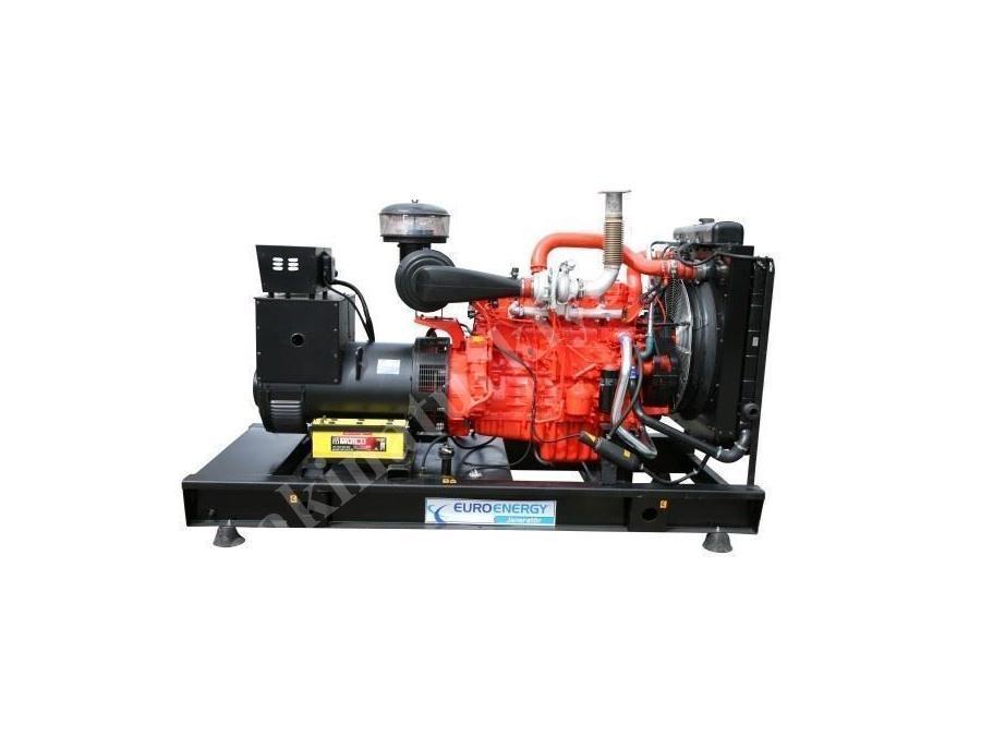 Dizel Jeneratör 275 Kva Scania Motorlu / Euroenergy Escg 275