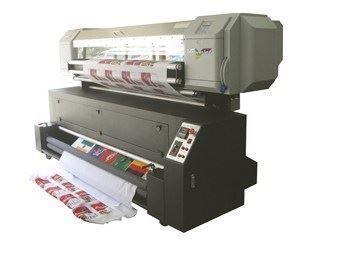 Dijital Polyester Baskı Makinası / Opt 1600