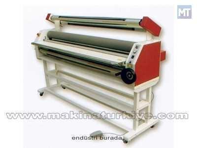 Soğuk Laminasyon Makinası