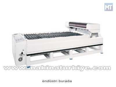 Lazer Cnc Karton Kesim Makinesi / Opt 200c