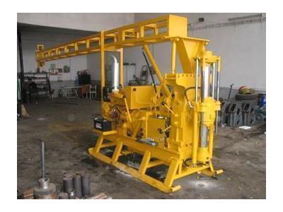 TSM-750 Somuncuoğlu Sondaj Makinesi