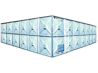 Prizmatik Modüler Su Deposu ( 3750 Litre )