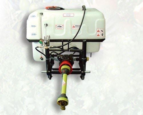 Pülverizatör ( 600 Lt )