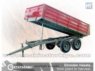 Damperli Römork ( 3 Ton )