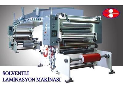 Solventli Laminasyon Makinası / Promatek P-Sblm-001
