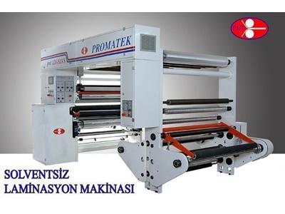 Solventsiz Laminasyon Makinası / Promatek 120 Slvs