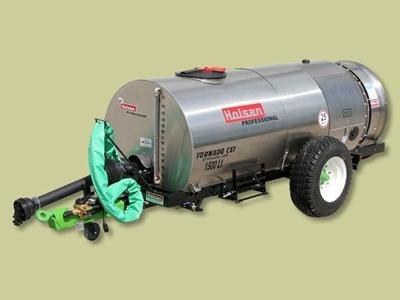 Turbo Atomizer - Paslanmaz Çelik ( 1500 Lt )