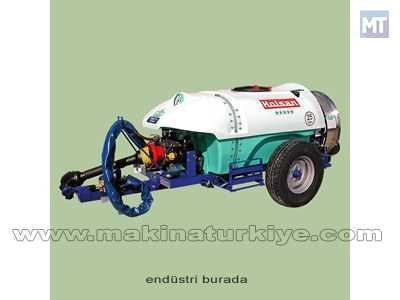 1000 Litre Çekilir Tip Turbo Atomizer Holsan Can 11 900P