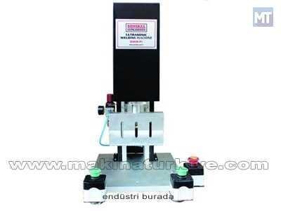 Ultrasonik Plastik Kaynak Makinası