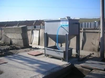 Endüstriyel Atık Su Arıtma Tesisi / Avrasya A-Easat-001