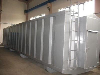 Paket Tipi Atıksu Arıtma Sistemi / Avrasya Bioavrasya 50