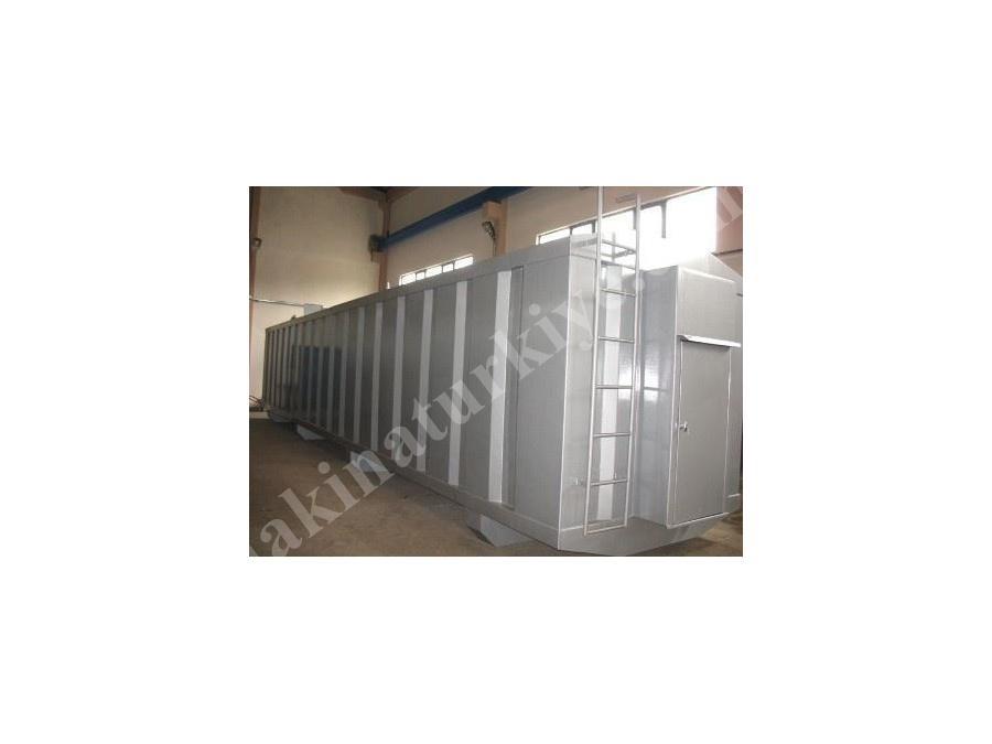 Paket Tipi Atıksu Arıtma Sistemi / Avrasya Bioavrasya 100