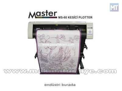 Kesici Plotter Makinesi / Master Ms-60 1
