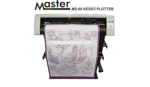 Kesici Plotter Makinesi / Master Ms-60