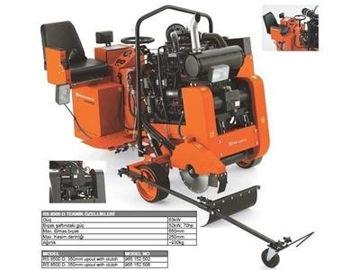 Asfalt Kesme Makinası ( 250 mm )