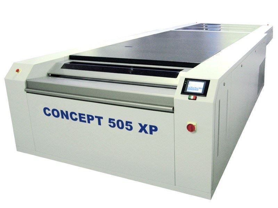 Dijital Kalıp Banyo Makinası / Mekrom Concept 505 Xp