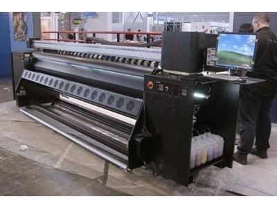 Renkli Dijital Baskı Makinesi / Keundo Supraq 3300-S
