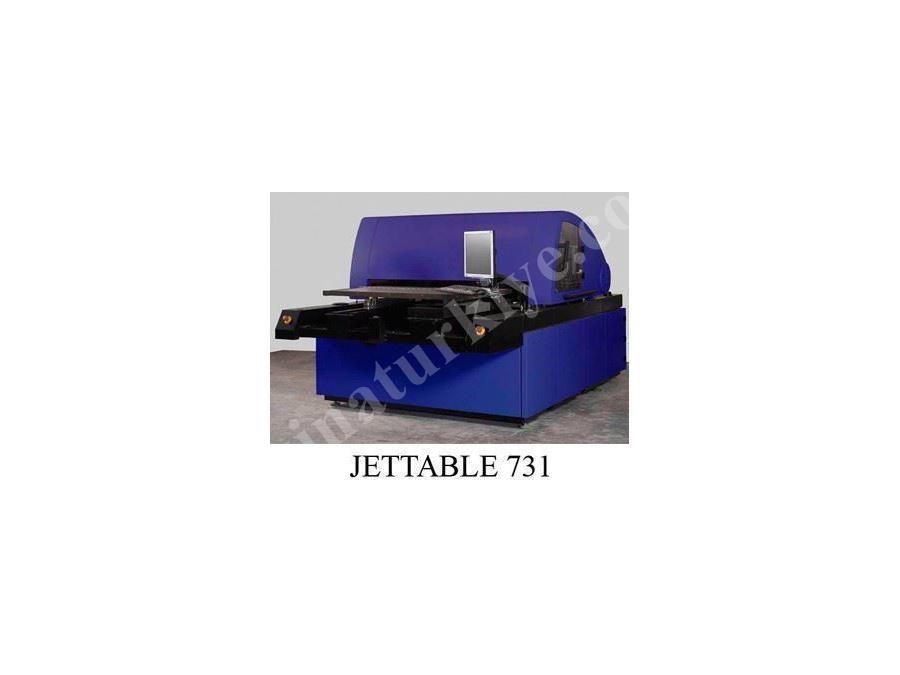Dijital Seramik Baskı Makinası ( 80 X 120 Cm )
