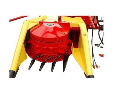 Sıra Bağımsız Mısır Slaj Makinesi