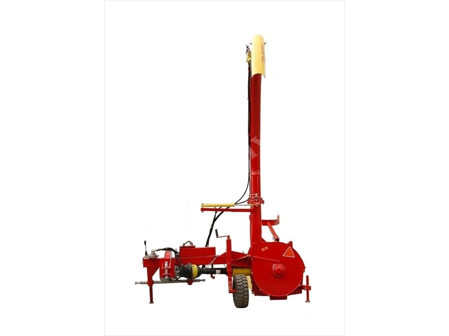 Tek Sıralı Şanzımanlı Mısır Slaj Makinesi