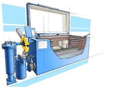 Baskı Sonrası Yıkama Makinası / Renzmann 130-25