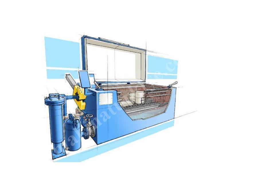Baskı Sonrası Yıkama Makinası / Renzmann 130-35