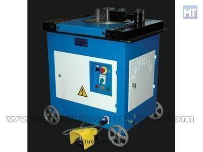 Elektrikli Demir Bükme Makinası / Bilekler Dmb42