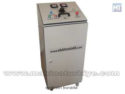 Flok Kaplama Makinası - 500 W
