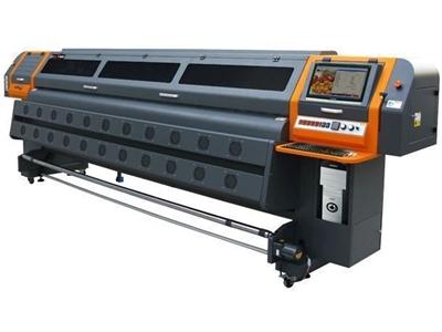 4 Renk Solvent Baski Makinesi / Partner Ultra 2000- 3308 Proton
