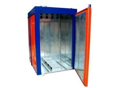 Elektrikli Kutu Tipi Fırın 3100 Mm / Elboy Eef 310