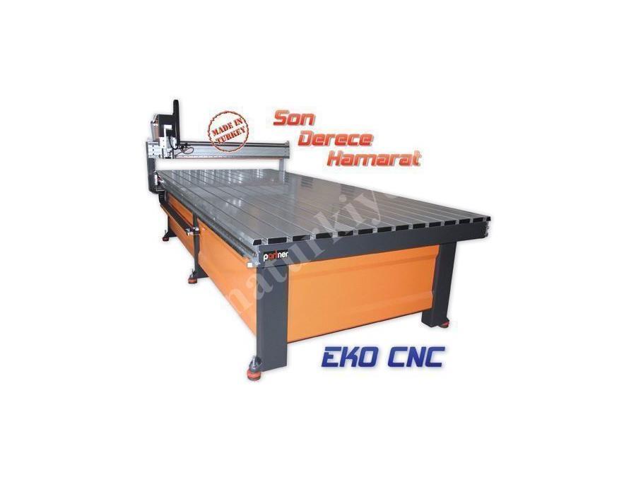 Cnc Router Kesim Makinası / Partner Eko 150 X 200