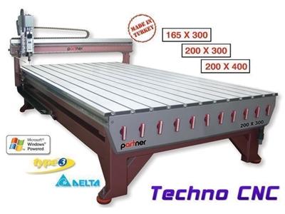 Cnc Router Kesim Makinesi ( 165 x 300 cm )