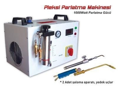 Pleksi Parlatma Makinası / İstanbul If 201