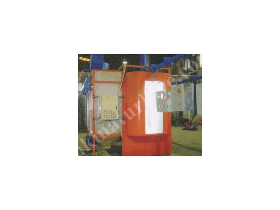 Otomatik Toz Boya Kabini / Gün-Ka Etbk-1 O