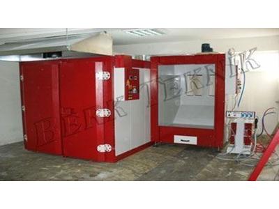 Kutu Tipi Fırın / Berk Teknik Box Line