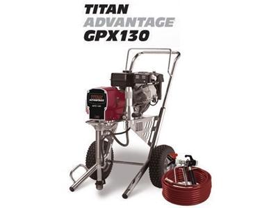 Benzinli Boya Makinesi 6 Hp / Titan Advantage Gpx130