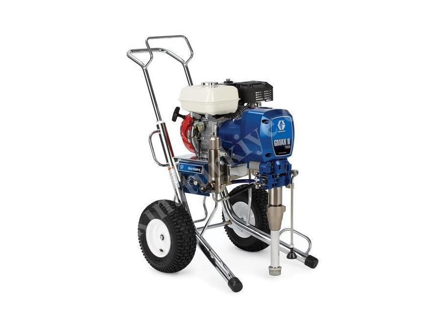 Benzinli Boya Makinası ( 8,3 Lt/Dk )