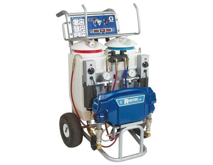 Poliüretan Köpük Makinası - Dakikada 5,5 Litre Graco Reactor E-10