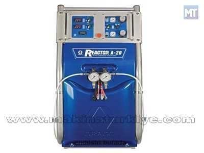 Poliüretan Köpük Makinası - Dakikada 9 Kg - Graco Reactor A-20